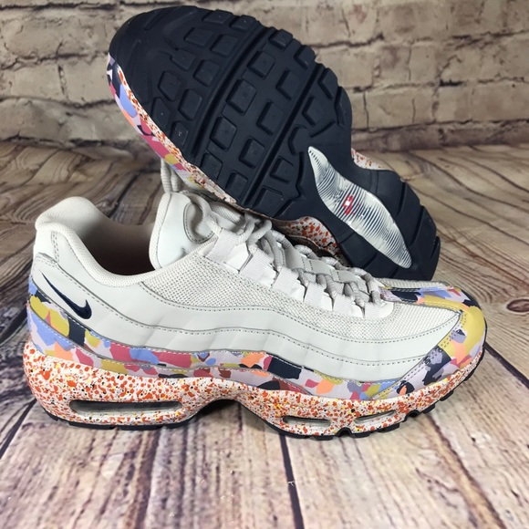 Nike Air Max 95 Grey Confetti 918413 004 | Nike sneakers